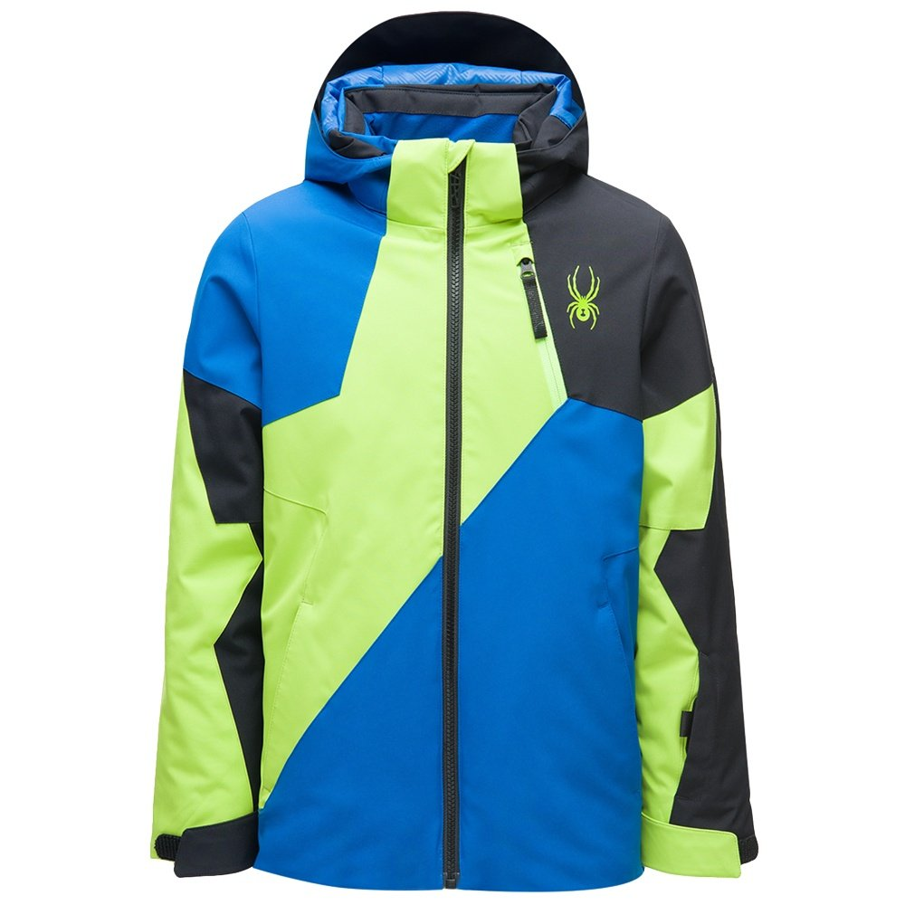 Spyder Ambush Insulated Ski Jacket (Boys') - Old Glory
