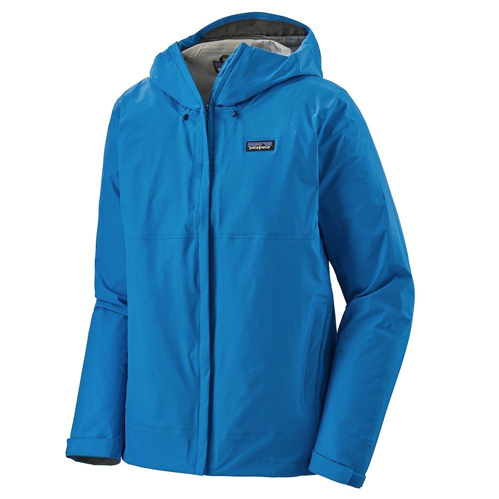 Patagonia Torrentshell 3L Rain Jacket (Men's) - Andes Blue
