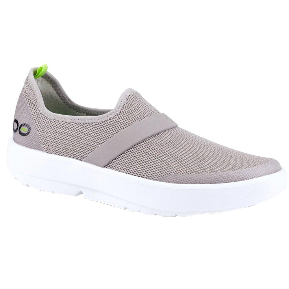 OOFOS OOmg Mesh Shoe (Women's) - White/Grey