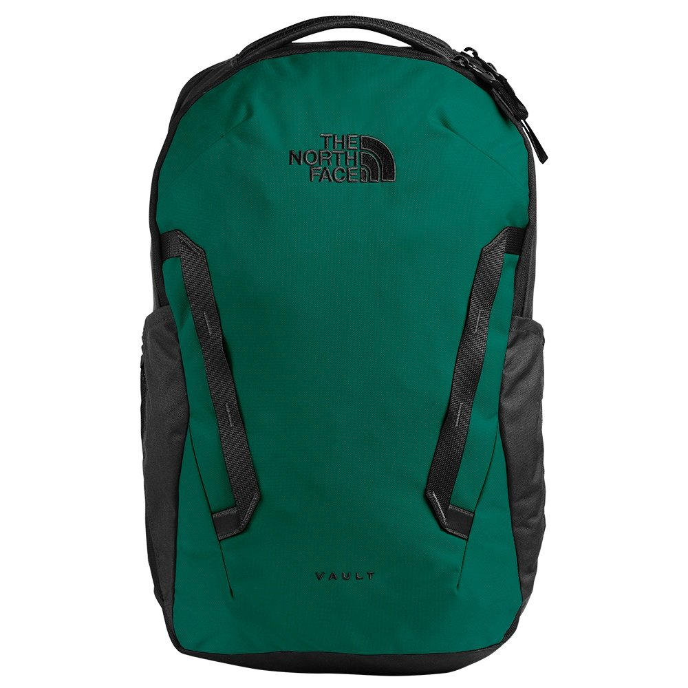 The North Face Vault Backpack (Men's) - Evergreen/TNF Black