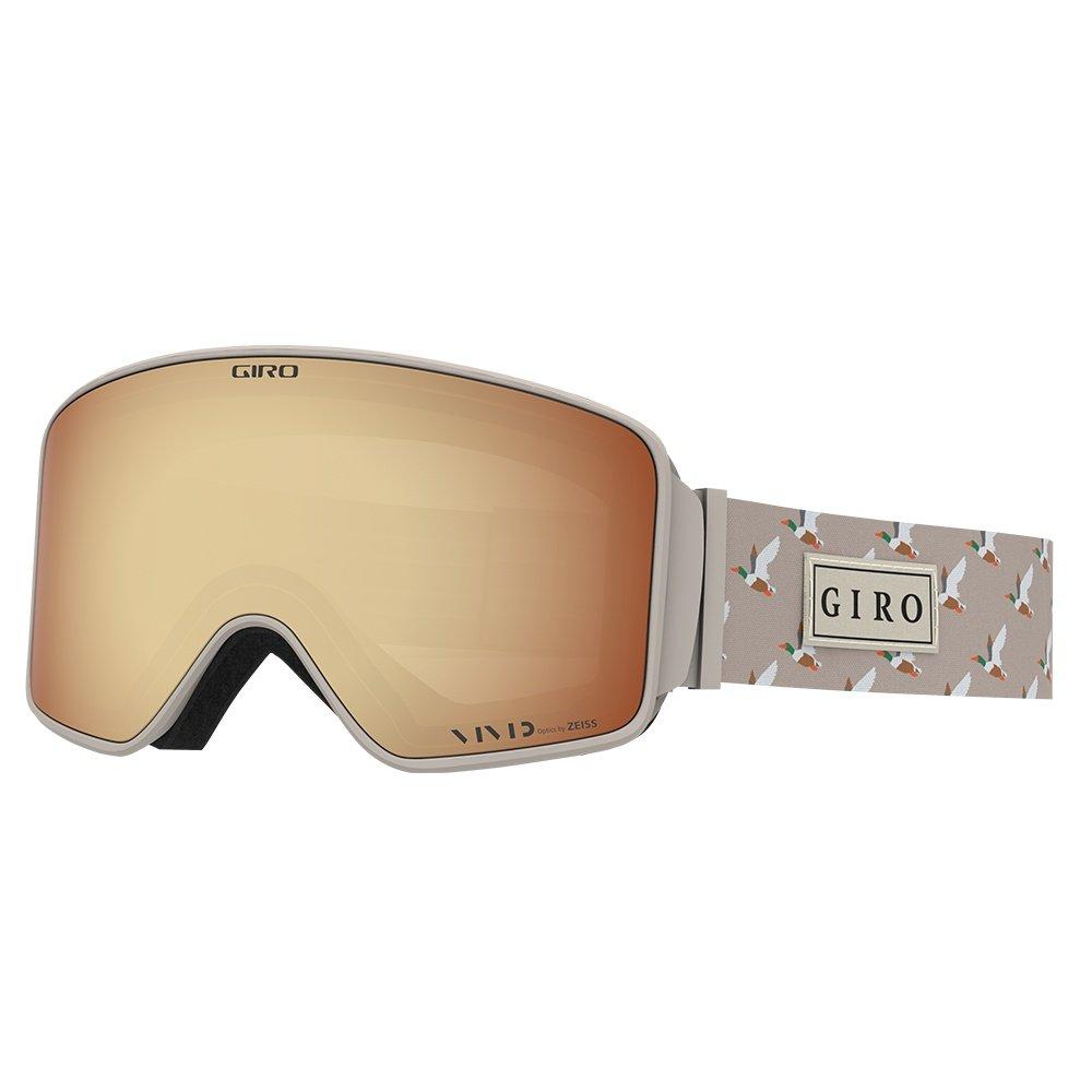 Giro Method Goggle (Adults') - Duck Canvas Camo