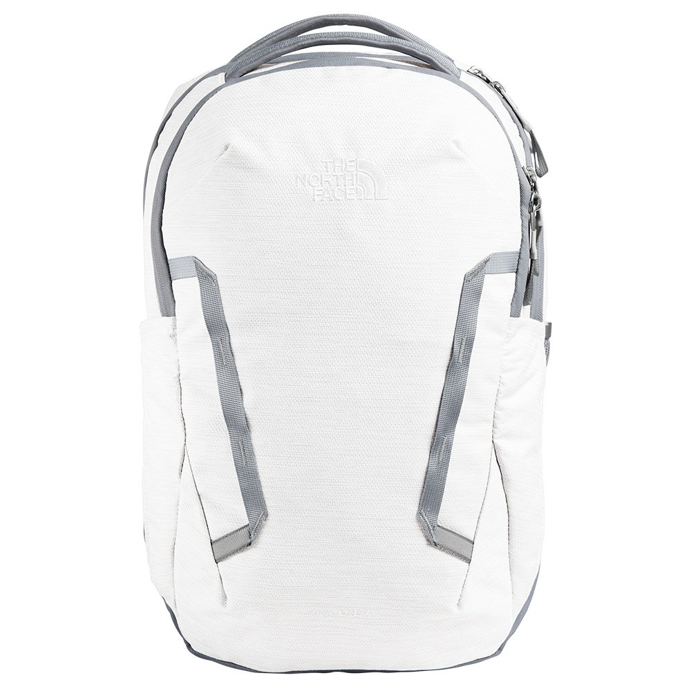 The North Face Vault Backpack (Women's) - TNF White Metallic/Mid Grey