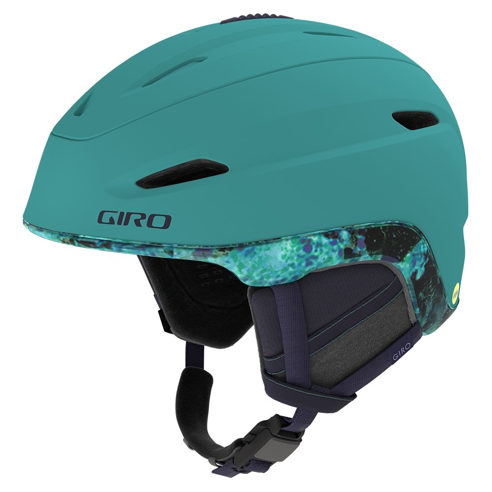 Giro Strata MIPS Helmet (Women's) - Matte Teal Rockpool