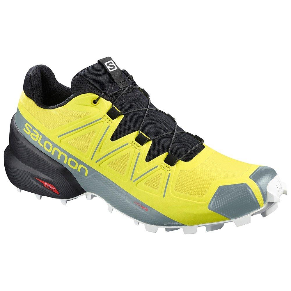 Salomon Speedcross 5 Trail Running Shoe (Men's) - Sulphur