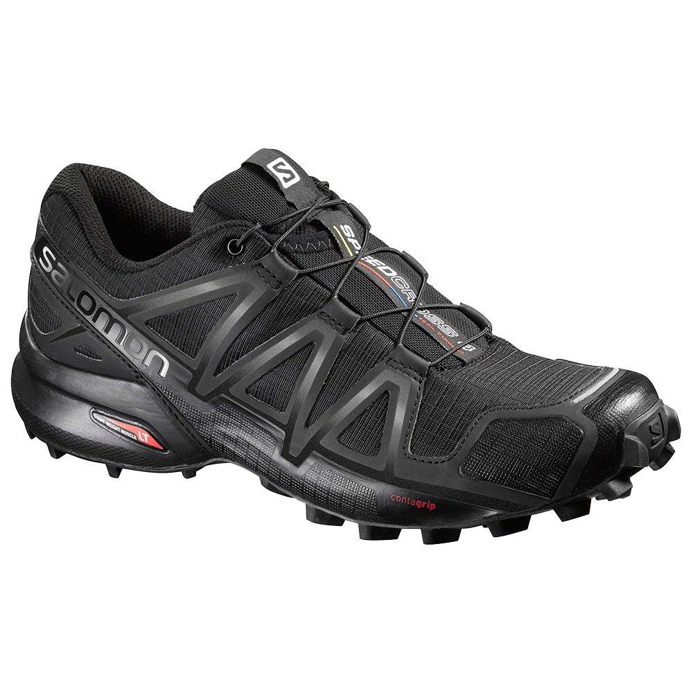 Salomon Speedcross 4 W Trail Running Shoe (Women's) - Black