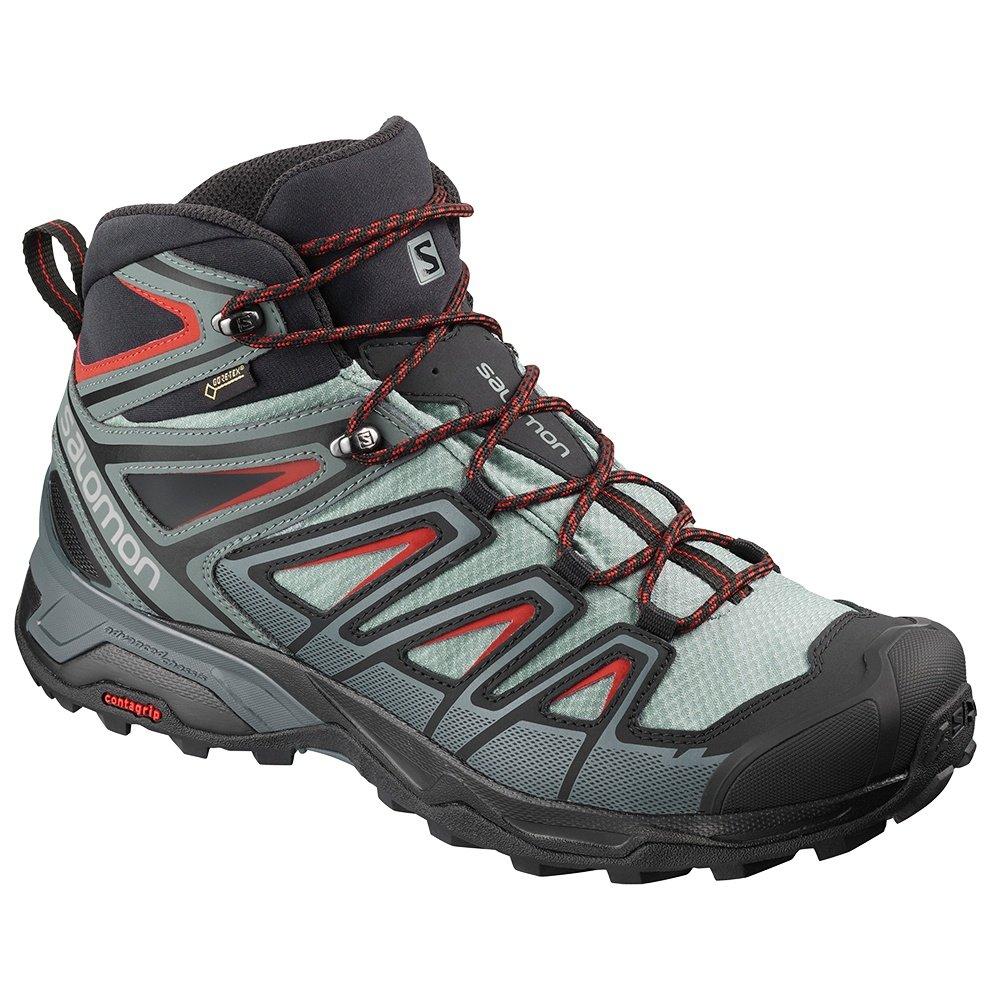 Salomon X Ultra 3 Mid GORE-TEX Hiking Boot (Men's) - Stormy