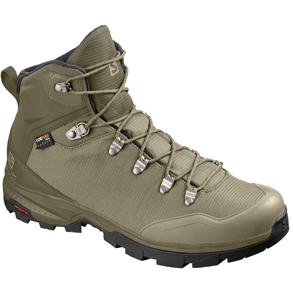 Salomon Outback 500 GORE-TEX Hiking Boot (Men's) - Burnt Olive