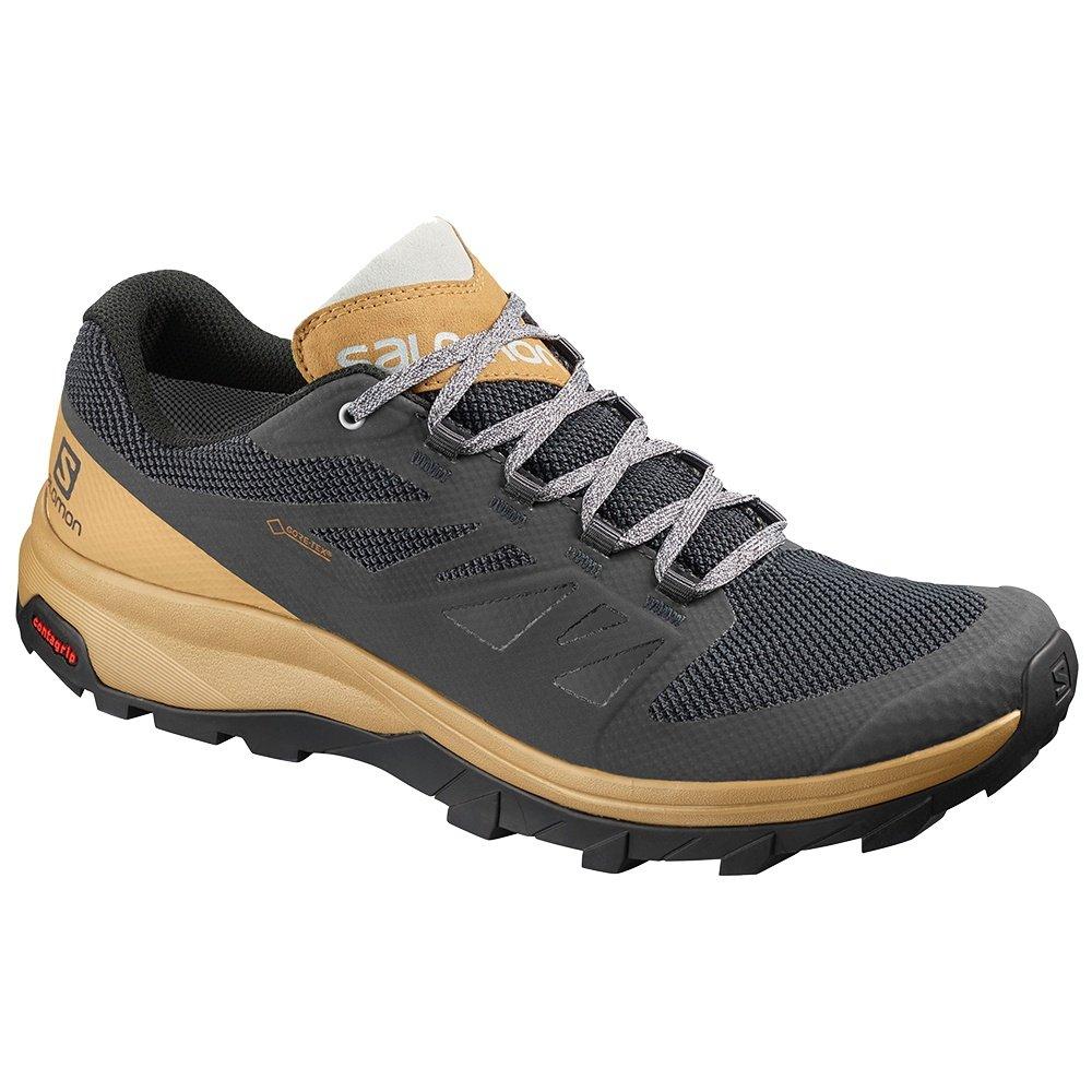 Salomon OUTline GORE-TEX Trail Running Shoe (Men's) - Ebony