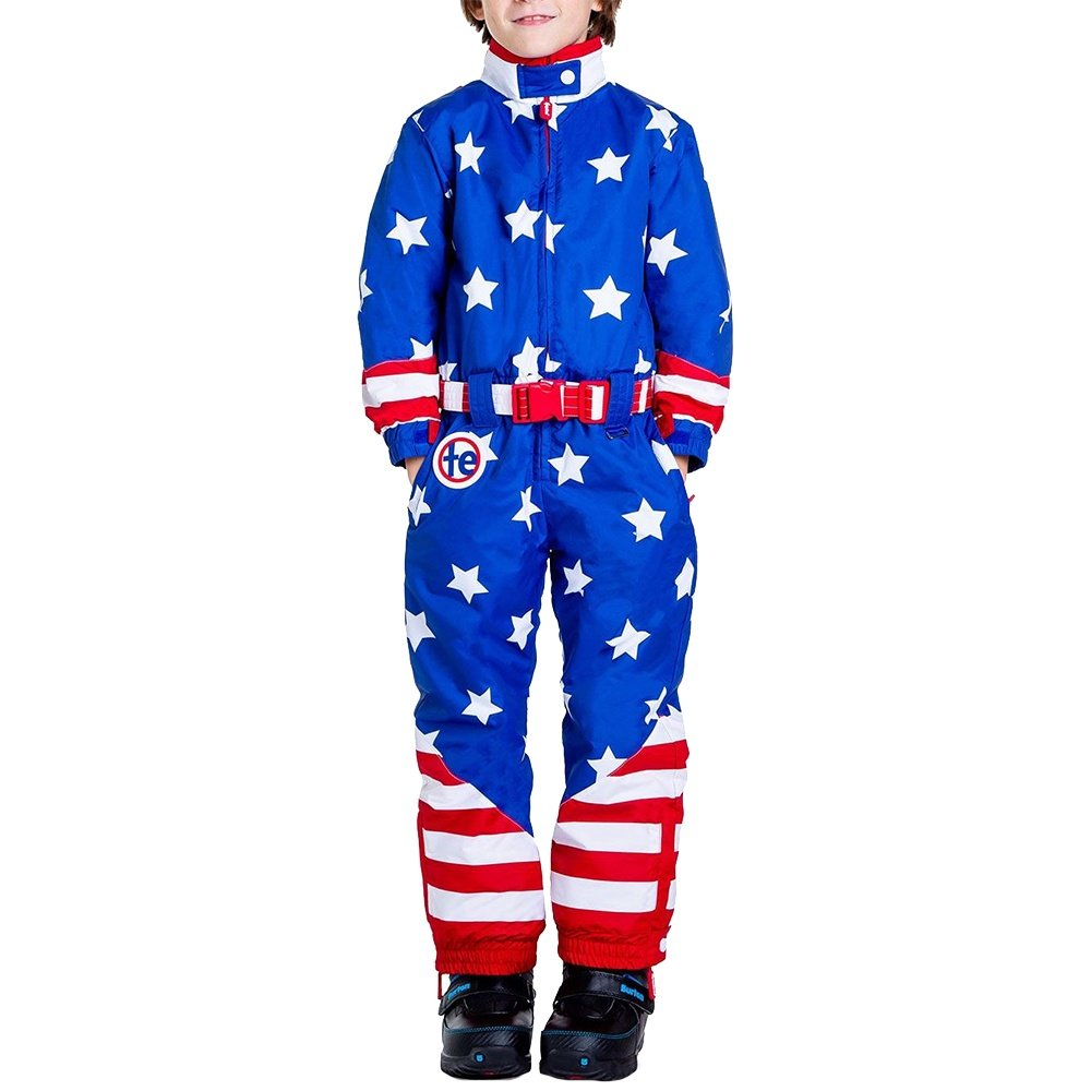 Tipsy Elves Americana Ski Suit (Kids') - USA