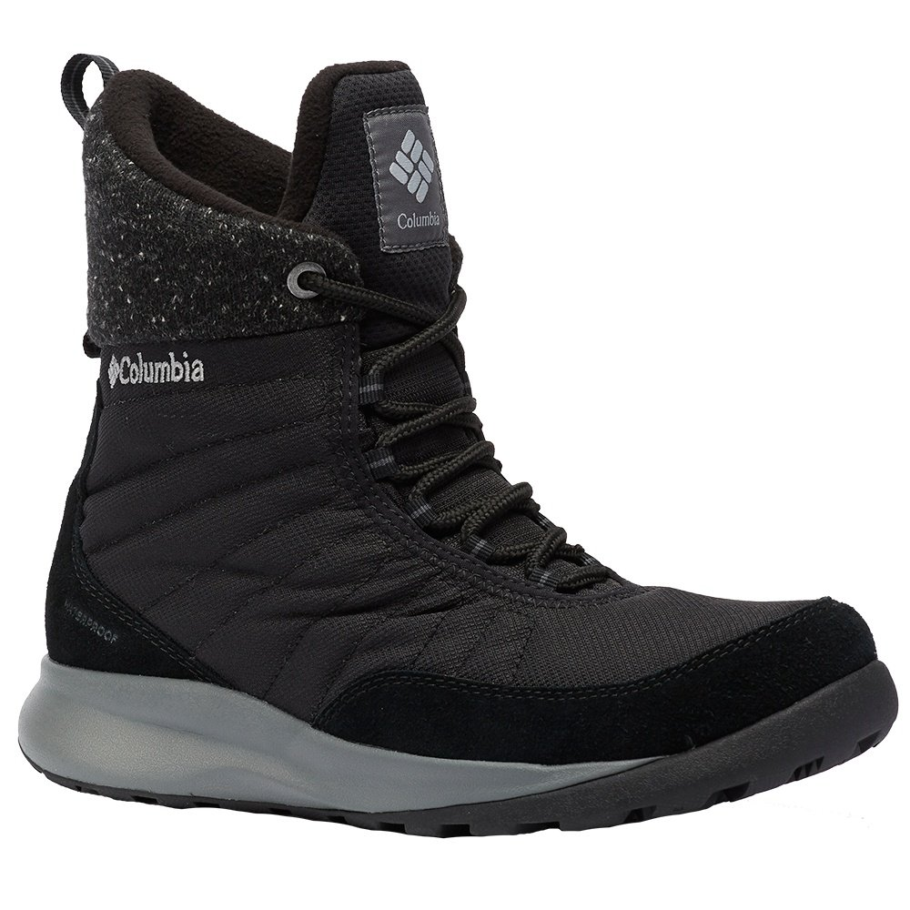 Columbia Nikiski Boot (Women's) - Black