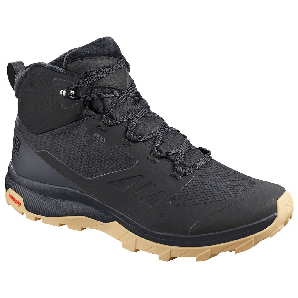 Salomon OUTsnap CS Waterproof Boot (Men's) - Black