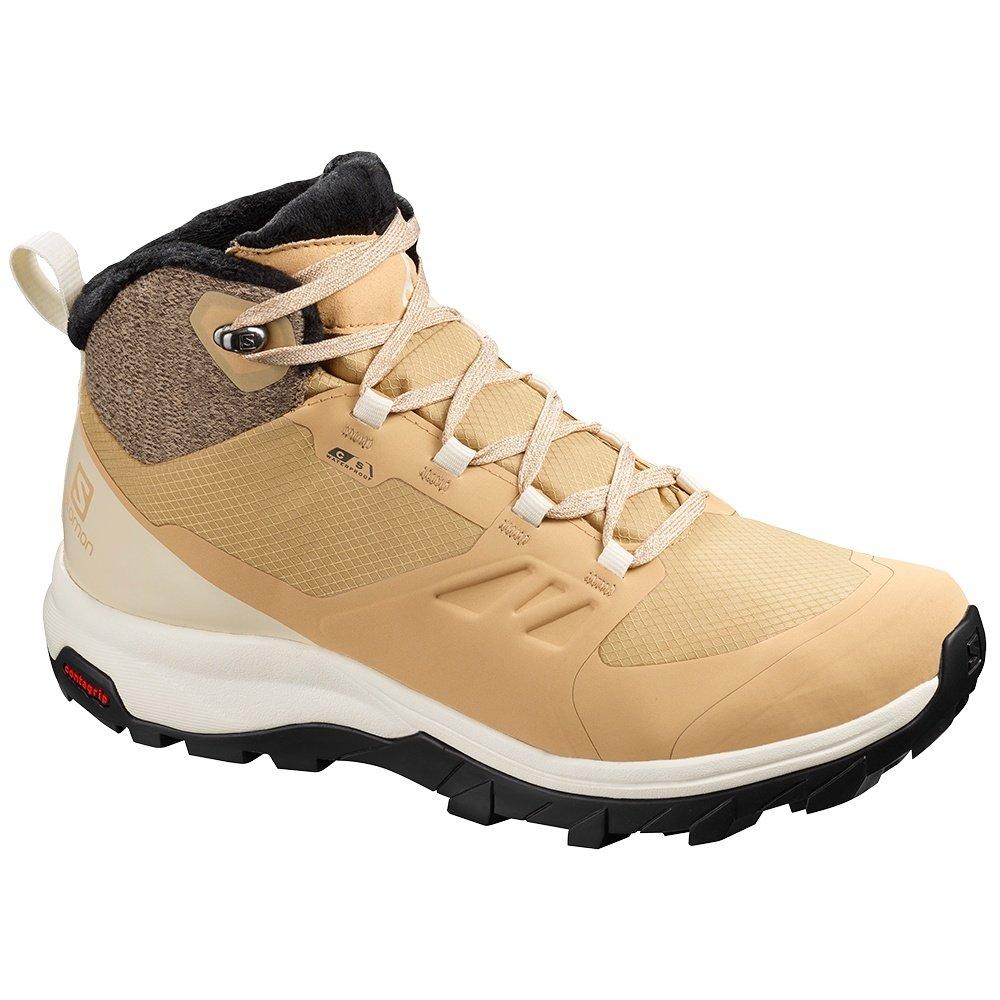 Salomon OUTsnap CS Waterproof Boot (Women's) - Taos Taupe