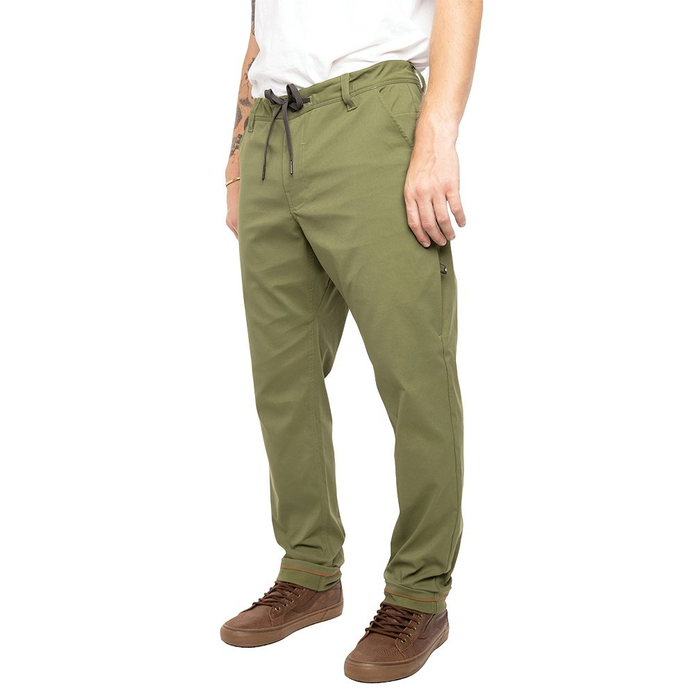 686 Everywhere Pant (Men's) - Surplus Green