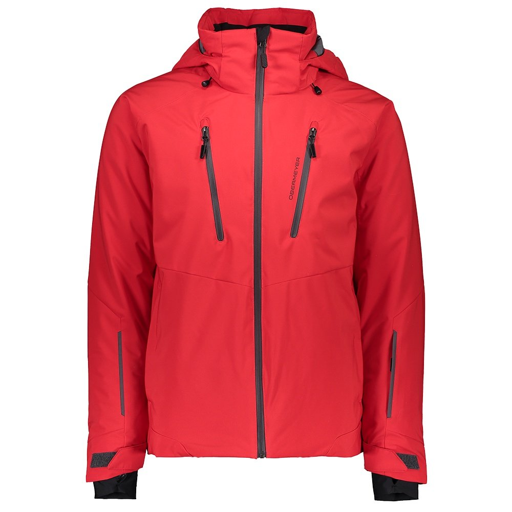 Obermeyer Raze Insulated Ski Jacket (Men's) - Brakelight
