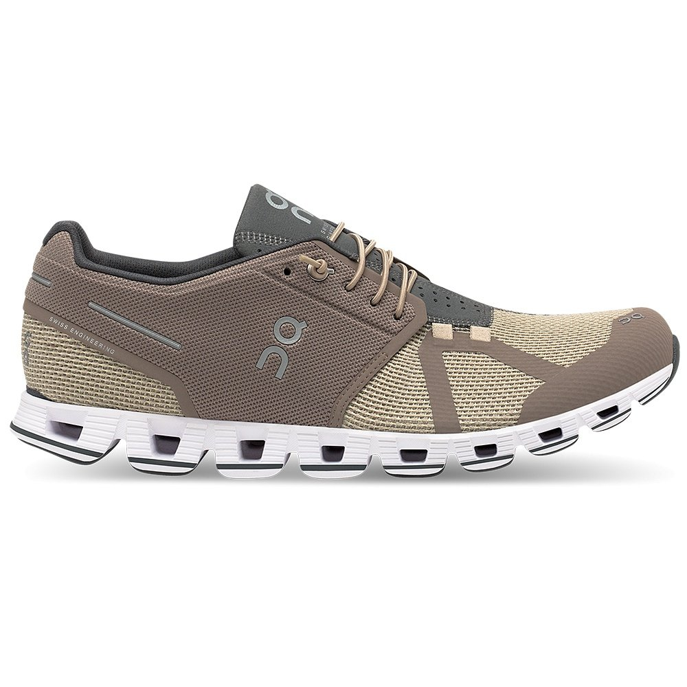 On Cloud Running Shoe (Men's) - Clay/Sand