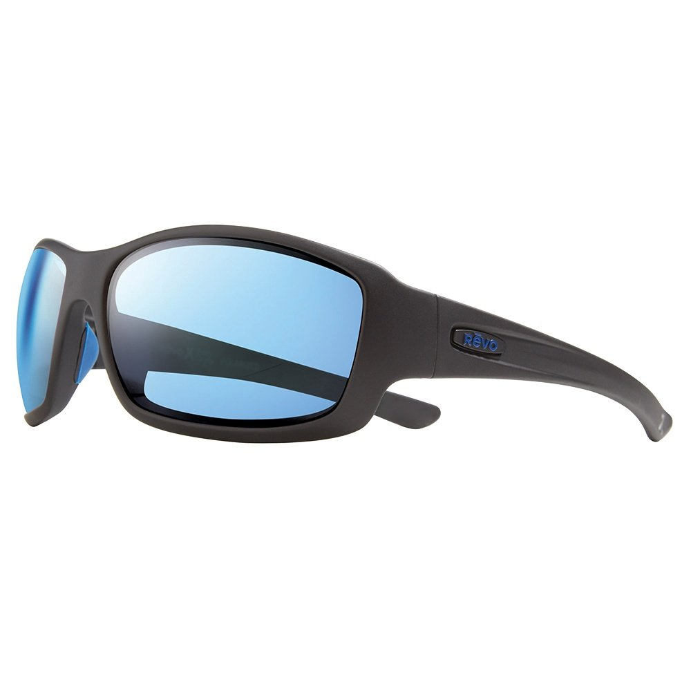 Revo Maverick Sunglasses - Matte Black