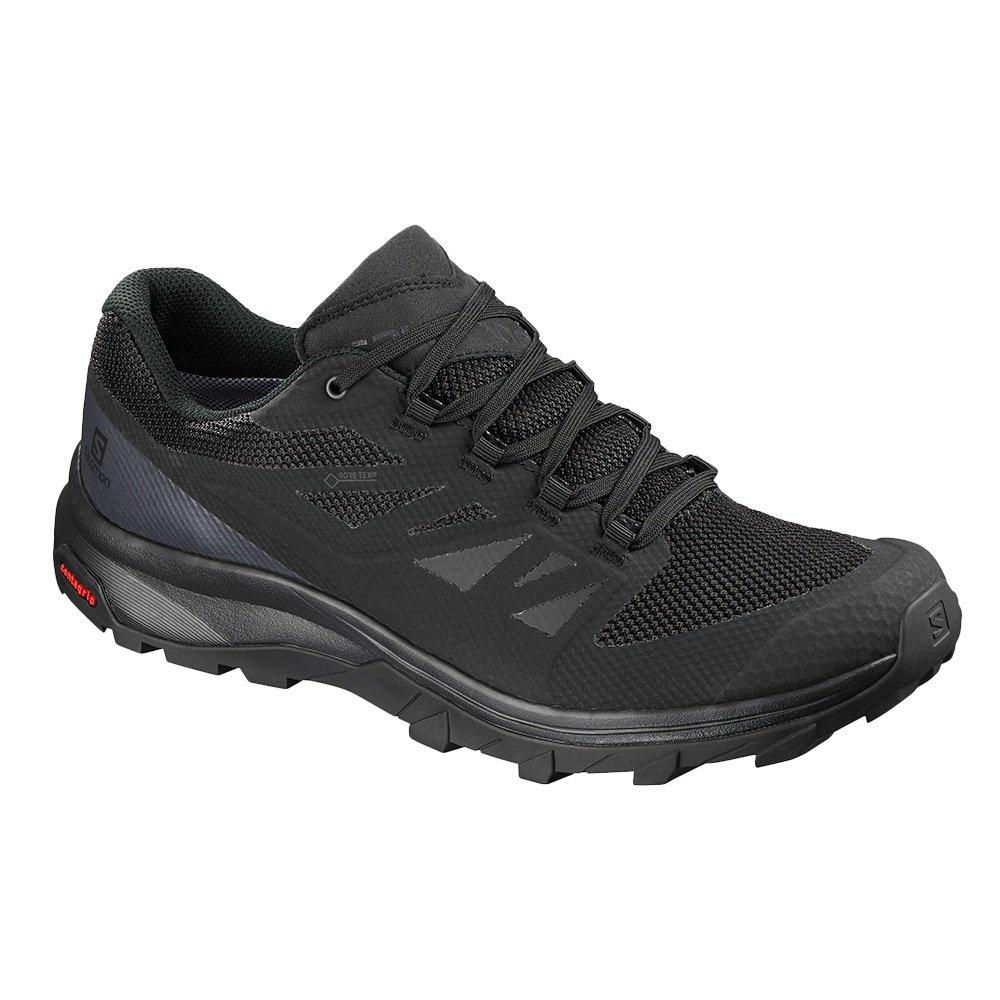 Salomon OUTline Low GORE-TEX Hiking Shoe (Men's) - Black