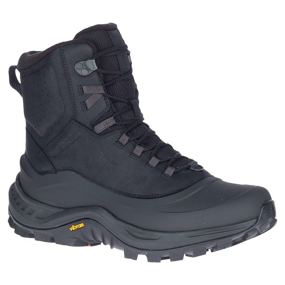 Merrell Thermo Overlook 2 Mid Waterproof Winter Boot (Men's) - Black
