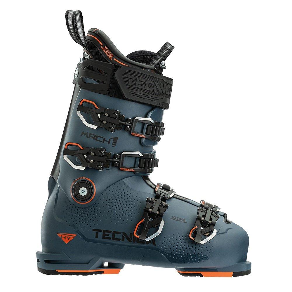 Tecnica Mach1 HV 120 Ski Boot (Men's) - Dark Avio