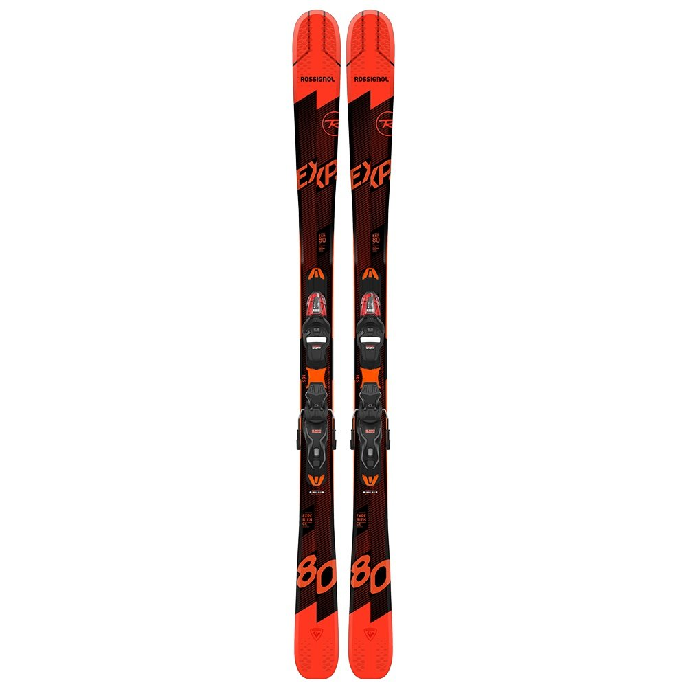 Rossignol Experience 80 CI Ski System with Xpress 11 GW Bindings (Men's) -
