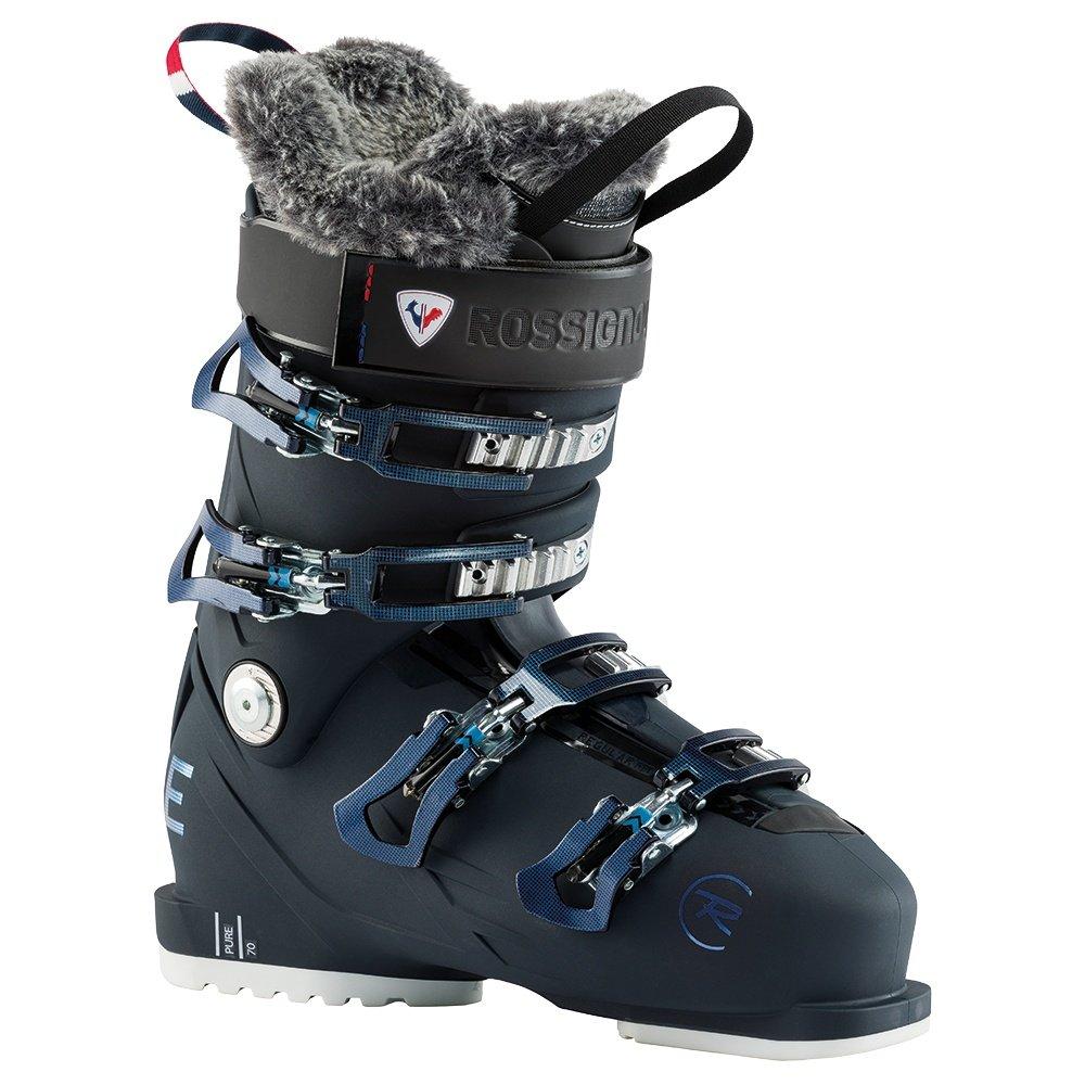 Rossignol Pure 70 Ski Boot (Women's) - Blue/Black