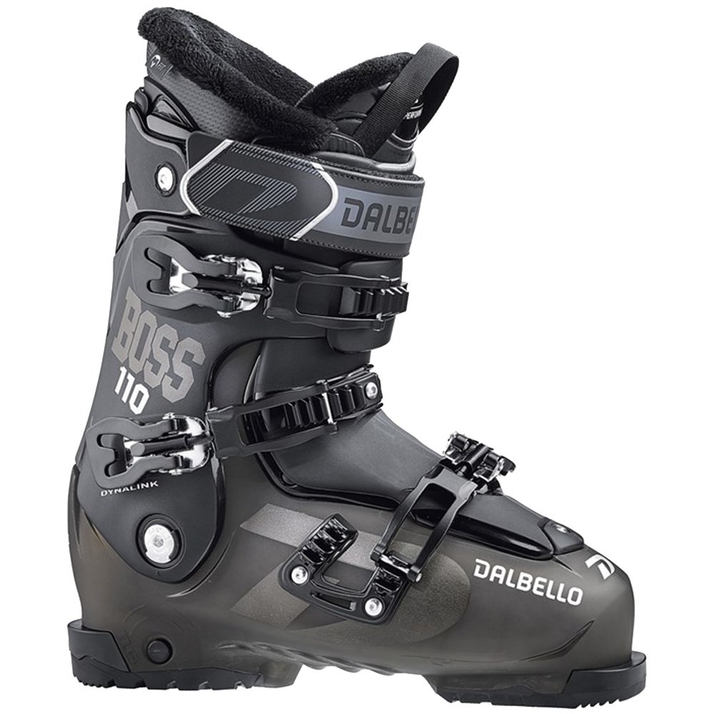Dalbello Boss 110 Ski Boot (Men's) - Black