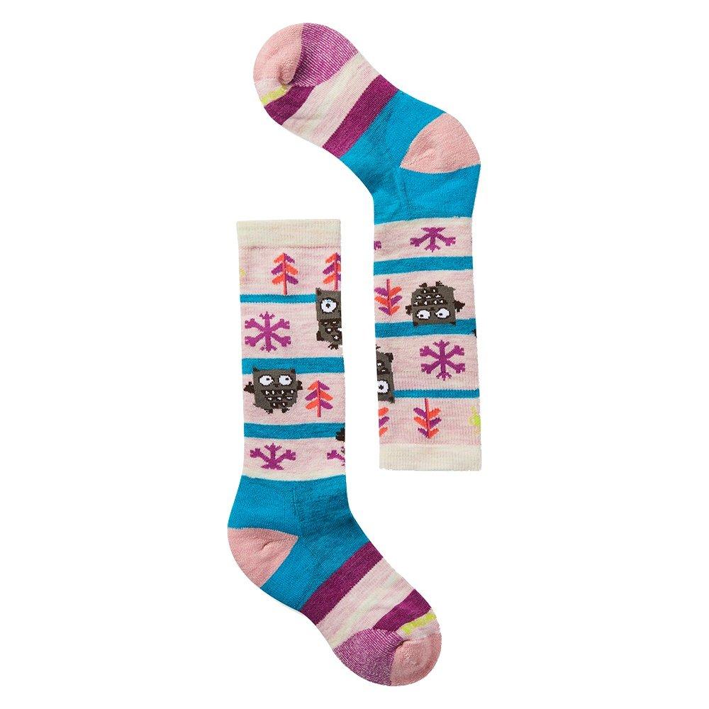 SmartWool Wintersport Owl Ski Sock (Kids') - Capri