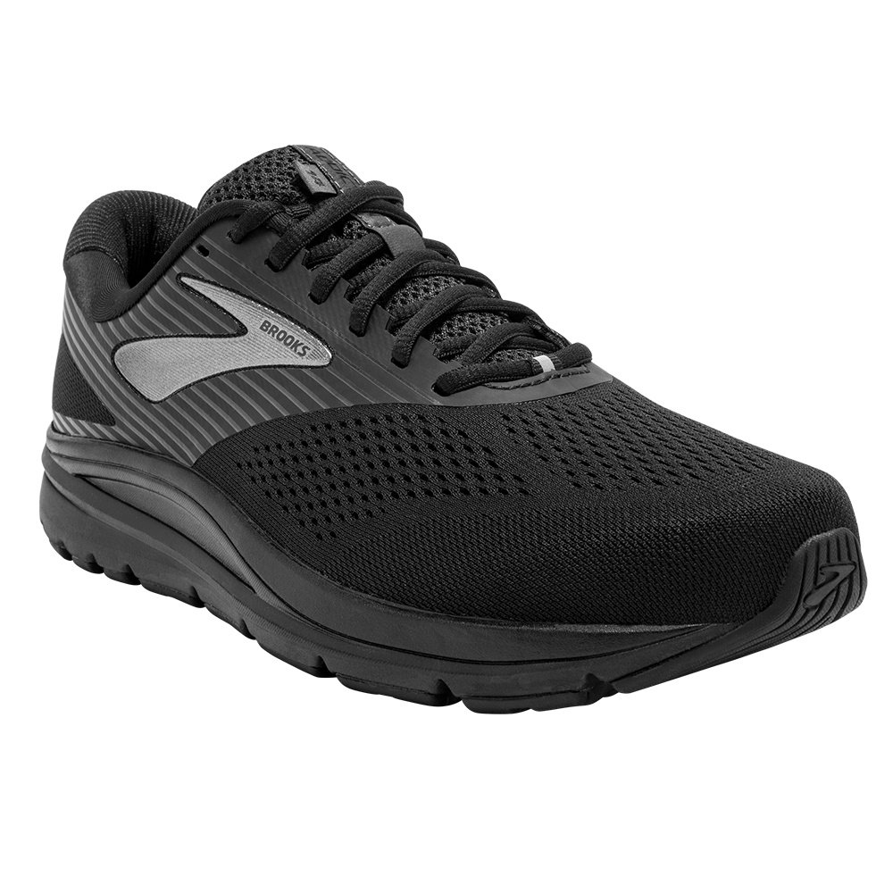 Brooks Addiction 14 Running Shoe (Men's) - Black/Charcoal