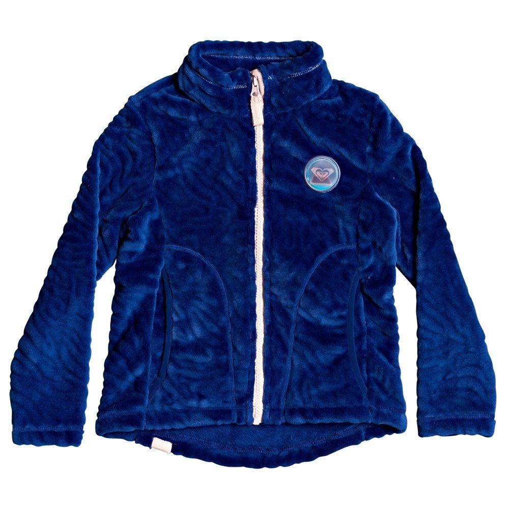 Roxy Igloo Full-Zip Jacket (Little Girls') - Mazarine Blue