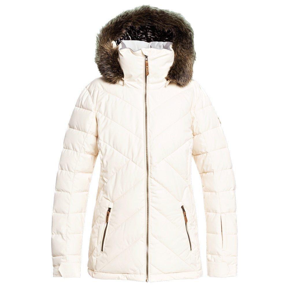 Roxy Quinn Insulated Snowboard Jacket (Women's) - Angora