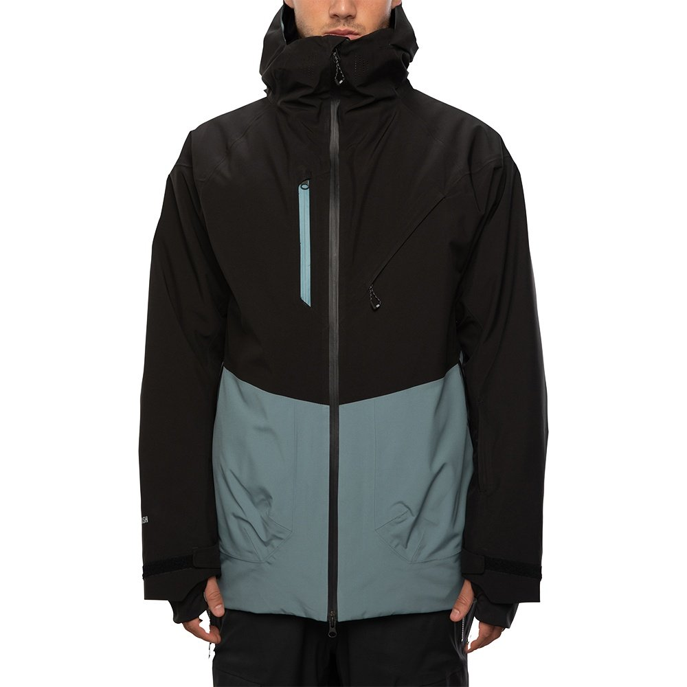 686 GLCR Hydrastash Reserve Insulated Snowboard Jacket (Men's) - Goblin Blue