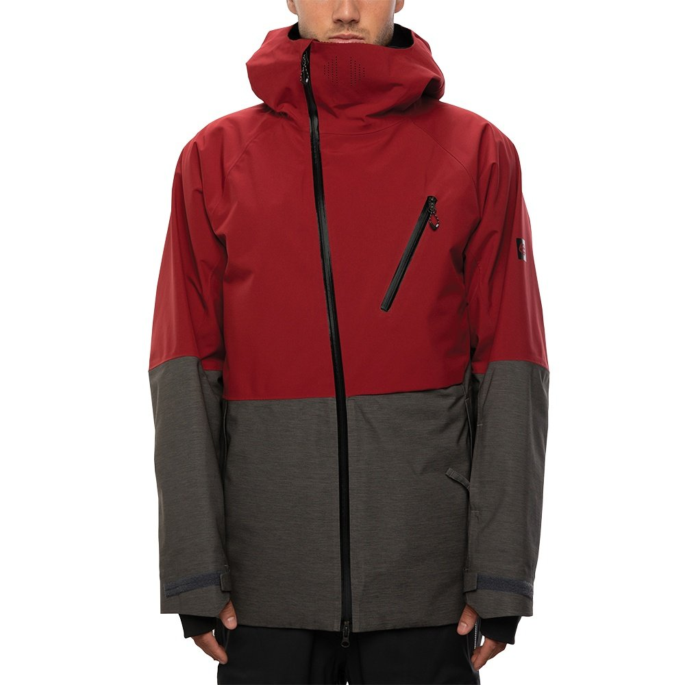 686 GLCR Hydra Thermagraph Insulated Snowboard Jacket (Men's) - Oxblood
