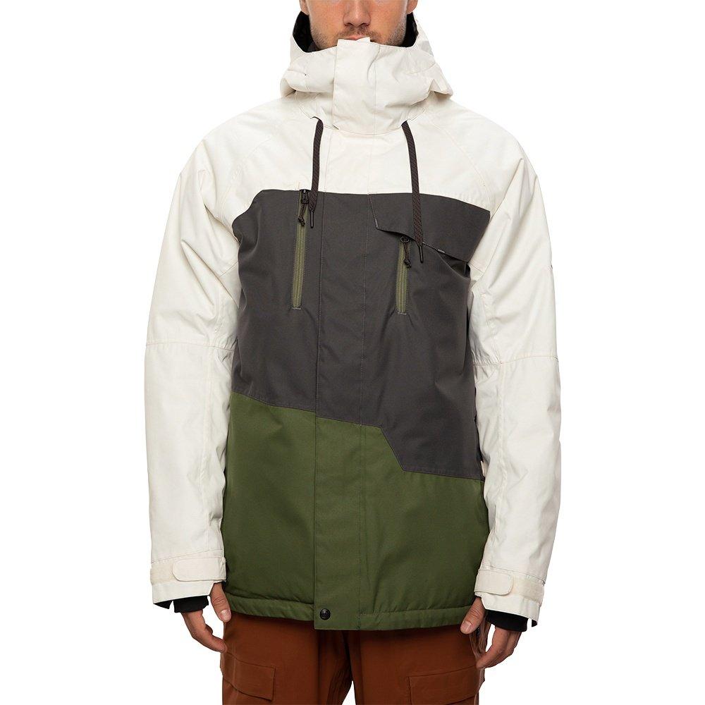 686 Geo Insulated Snowboard Jacket (Men's) - Birch