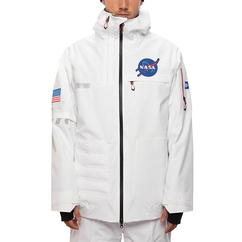 686 NASA Exploration Thermagraph Insulated Snowboard Jacket (Men's) -