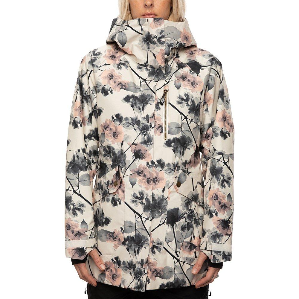 686 GLCR GORE-TEX Moonlight Insulated Snowboard Jacket (Women's) - Birch