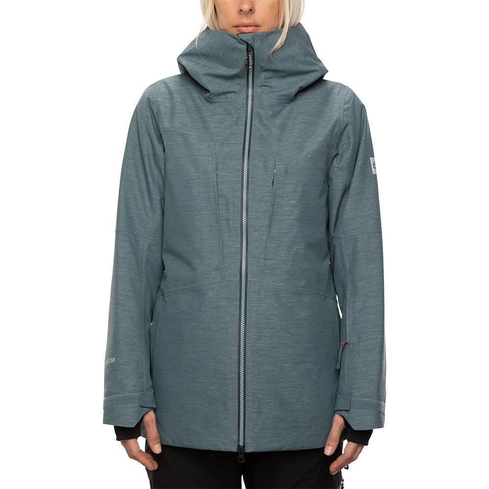 686 GLCR Hydrastash Oasis Insulated Snowboard Jacket (Women's) - Goblin Blue