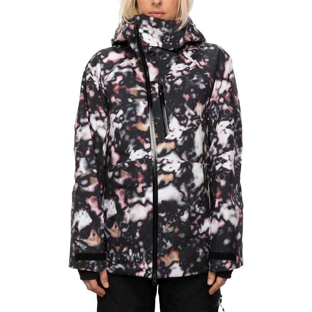686 GLCR Hydra Insulated Snowboard Jacket (Women's) - Abalone Camo