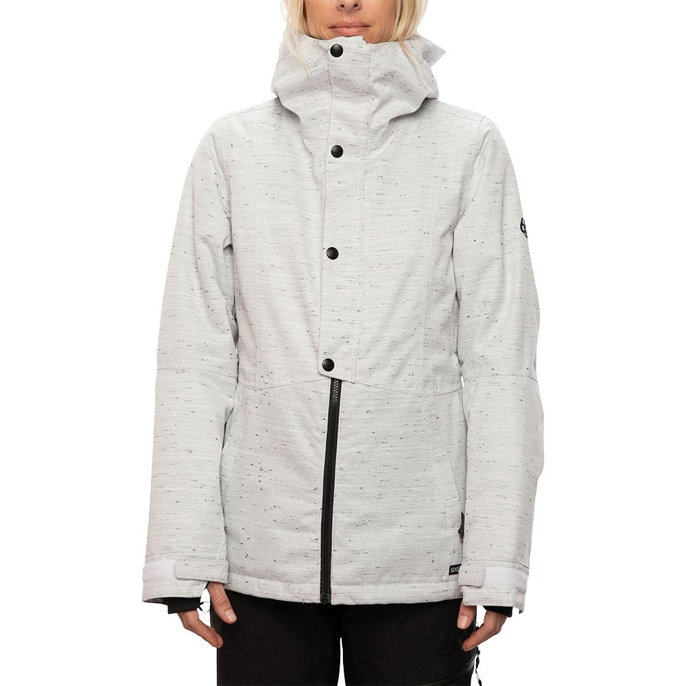 686 Rumor Insulated Snowboard Jacket (Women's) - White