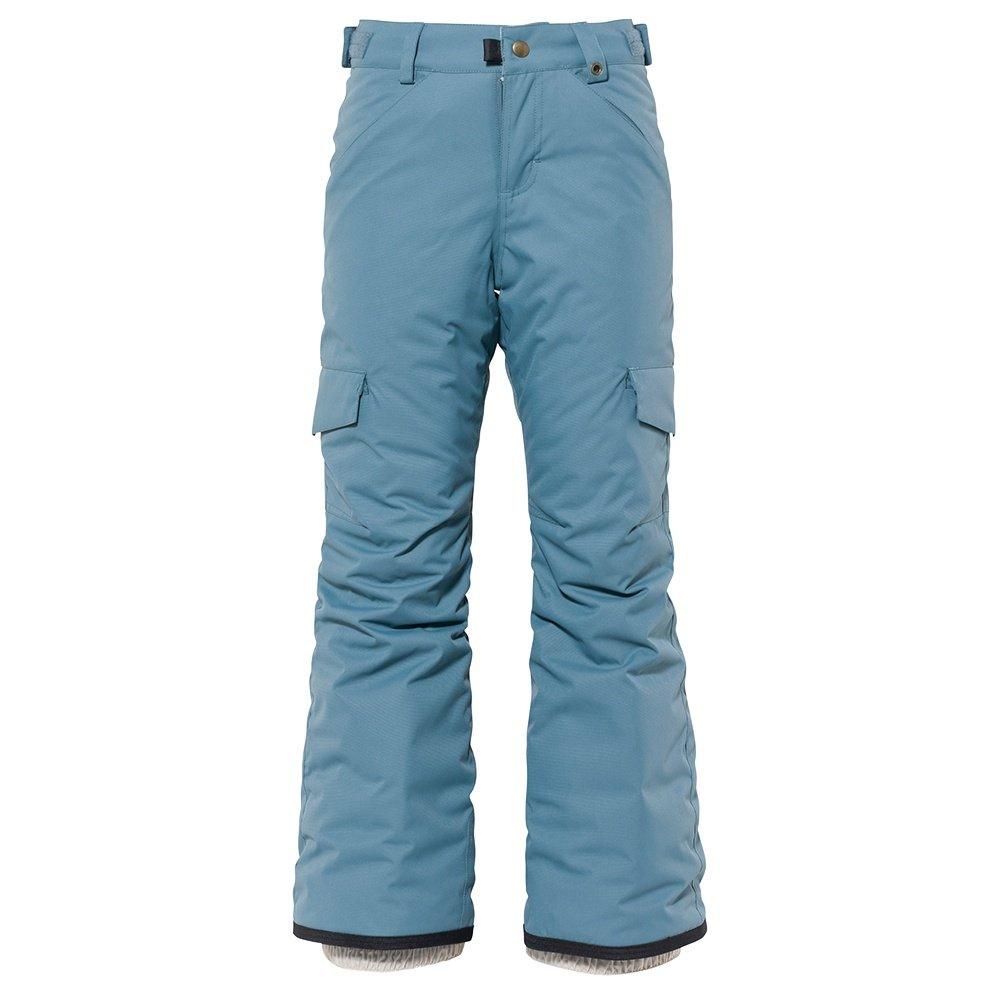 686 Lola Insulated Snowboard Pant (Girls') - Goblin Blue