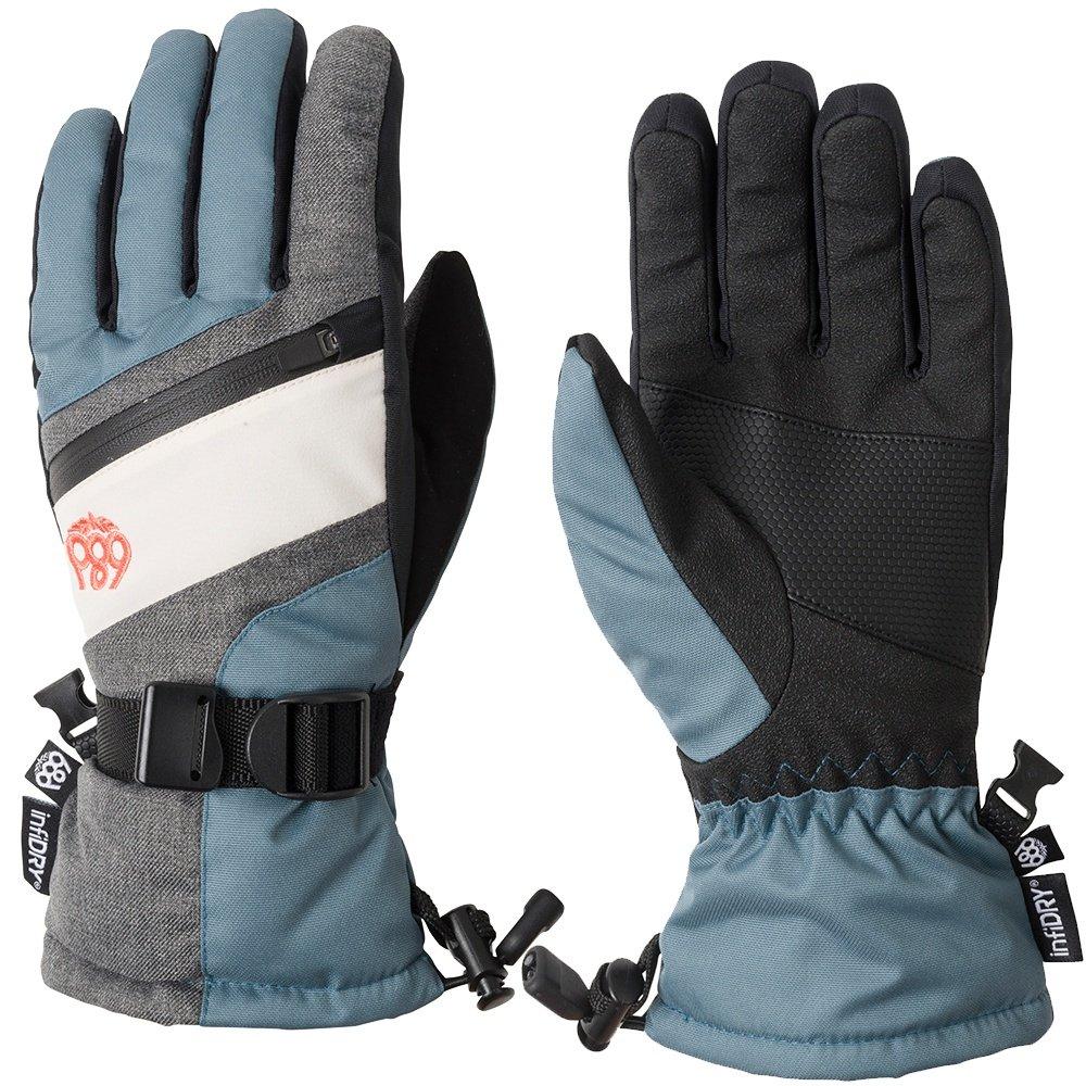 686 Heat Insulated Glove (Kids') - Goblin Blue