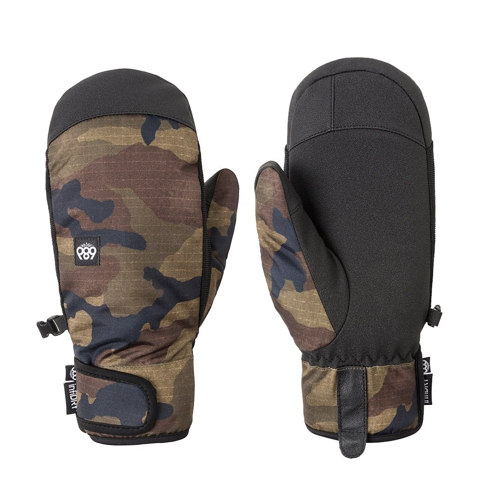 686 Mountain Mitt (Men's) - Dark Camo