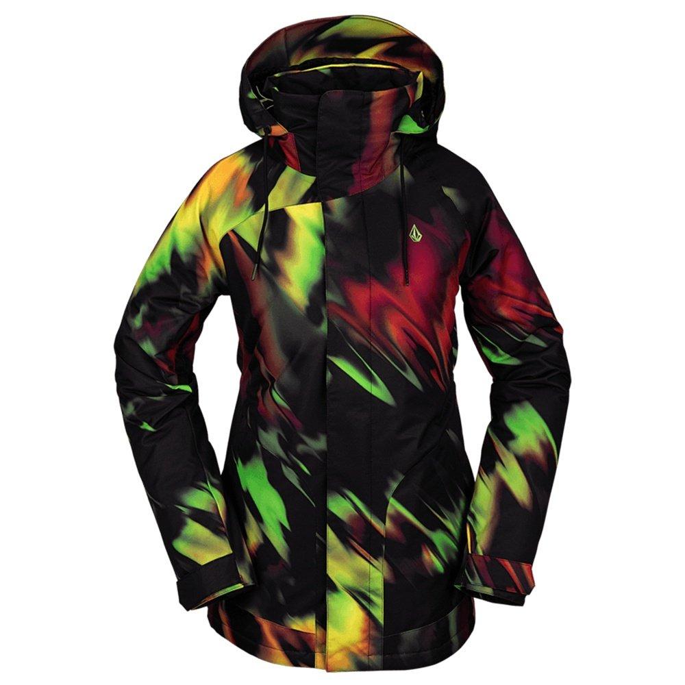 Volcom Westland Insulated Snowboard Jacket (Women's) - Acid Yellow