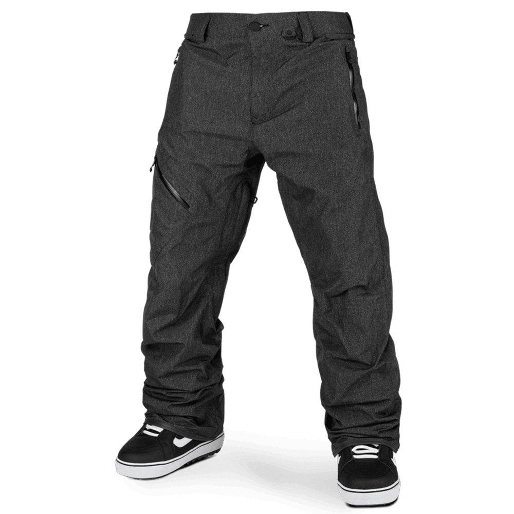 Volcom L GORE-TEX Shell Snowboard Pant (Men's) - Black Static