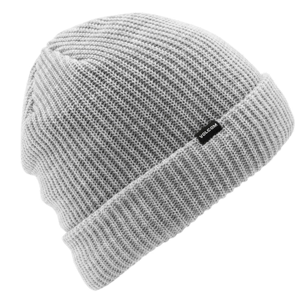 Volcom Sweep Lined Beanie (Men's) - Heather Gray