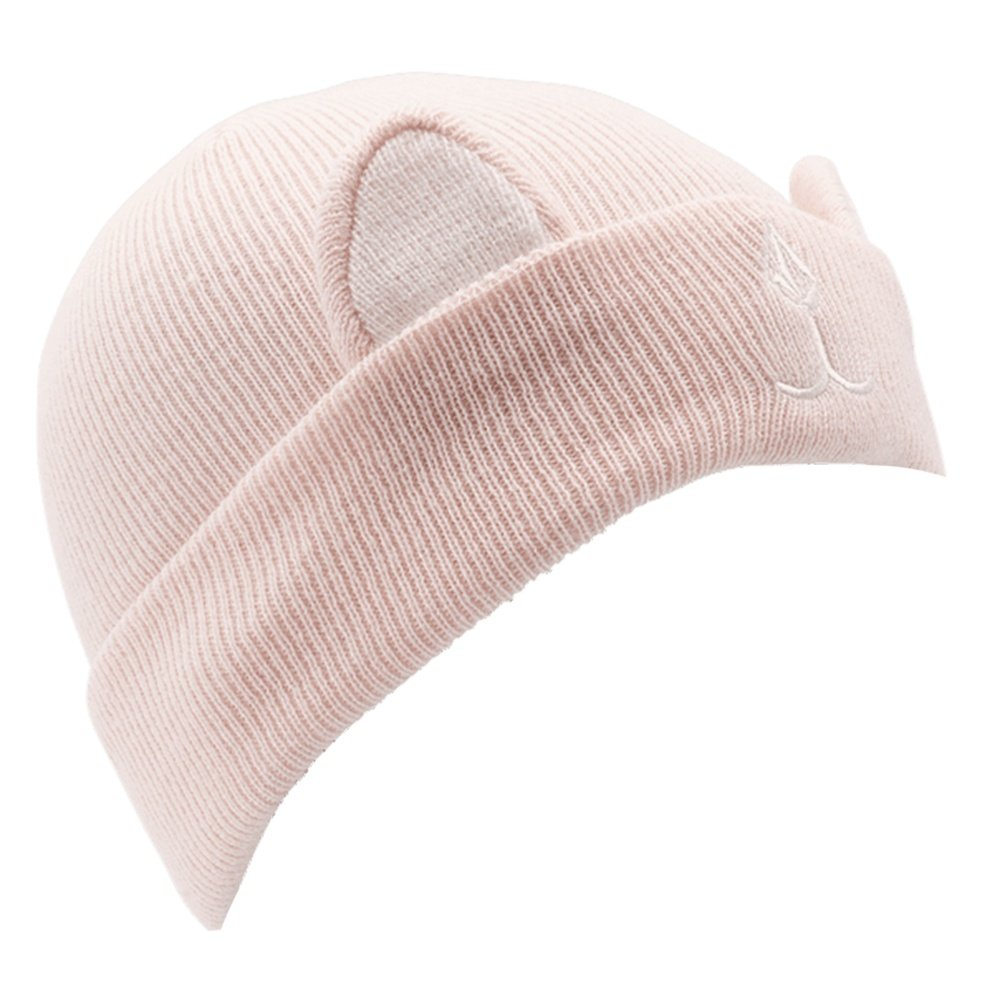 Volcom Snow Creature Beanie (Girls') - Faded Pink