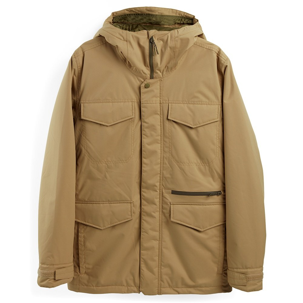 Burton Covert Insulated Snowboard Jacket (Men's) - Kelp