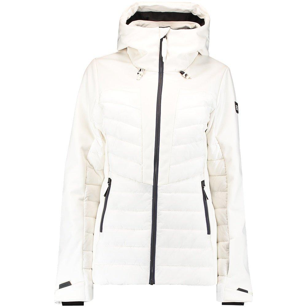 O'Neill Baffle Igneous Insulated Snowboard Jacket (Women's) - Powder White