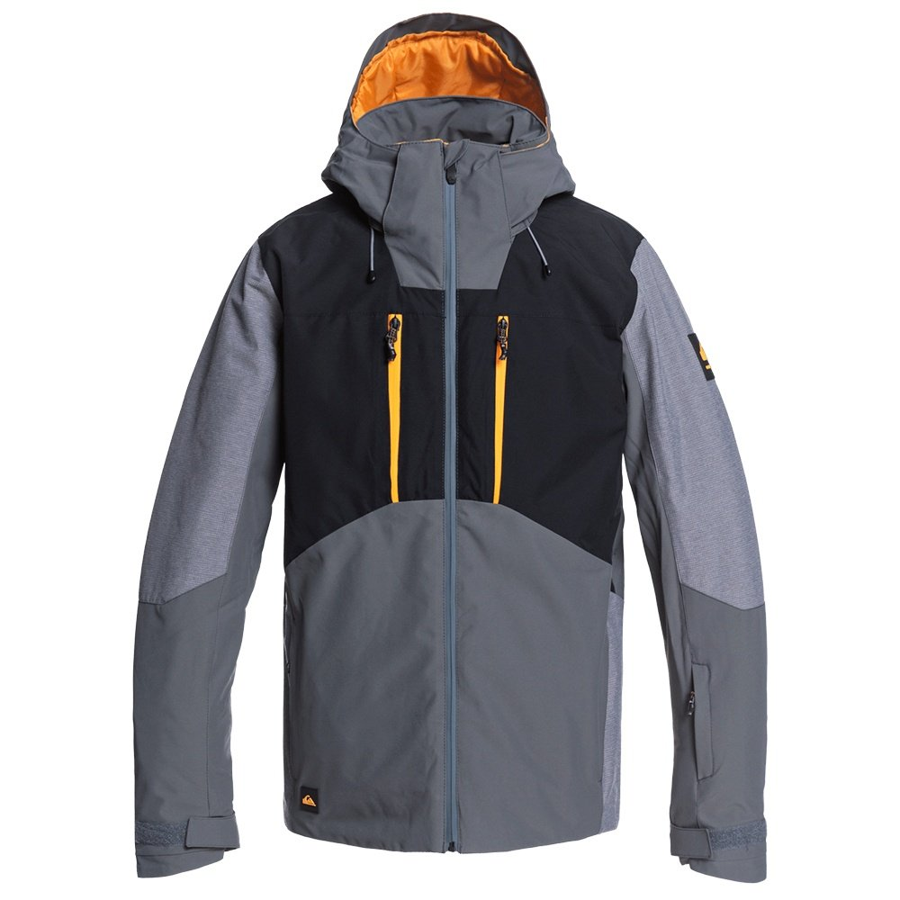 Quiksilver Mission Plus Insulated Snowboard Jacket (Men's) -