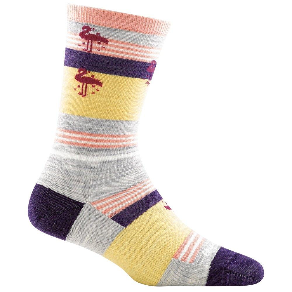 Darn Tough South Beach Hiking Sock (Women's) - Ash