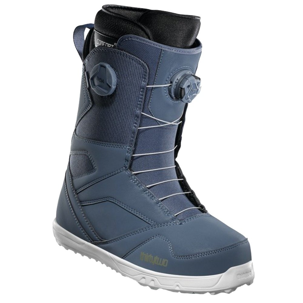 ThirtyTwo STW Double Boa Snowboard Boots (Men's) - Blue